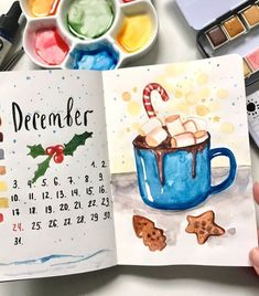 Hello, I've been playing with my new sketchbook and here is the result ☺️✨. I want to keep this sketchbook as a bullet journal. I'm going… Bullet Journal Christmas, December Bullet Journal, Bullet Journal Banner, Bullet Journal 2020, Bullet Journal Lettering Ideas, Bullet Journal Notebook, Bullet Journal Aesthetic, Bullet Journal Ideas Pages, Bullet Journal Inspiration