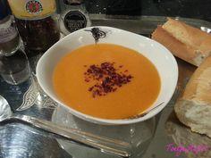Toetjestafel: Recept: Turkse linzensoep
