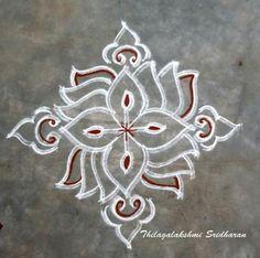 Rangoli Patterns, Rangoli Ideas, Rangoli Designs Diwali, Kolam Rangoli, Flower Rangoli, Easy Rangoli, Rangoli Designs Latest, Simple Rangoli Designs Images, Colorful Rangoli Designs