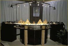 Behind the Scenes Secrets to a Great Craft Show Booth Layout Craft Show Booths, Craft Show Ideas, Show Lights, Craft Items, Craft Fairs, Alter, Behind The Scenes, Booth Displays, Layout
