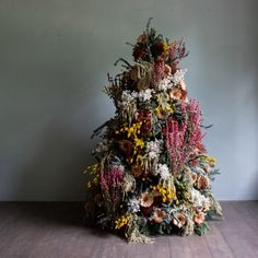 We've rounded up some of our favourite Christmas trees of the year, including not one but two inspired by the Bauhaus and a Lego dragon. Mandarin Oriental, Bohemian Christmas, Beautiful Christmas Trees, Christmas Tree Flowers, Xmas Trees, Barbie, Flowering Trees, Dried Flowers, Christmas Tree Decorations