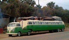 Super Long Hippie Trailer