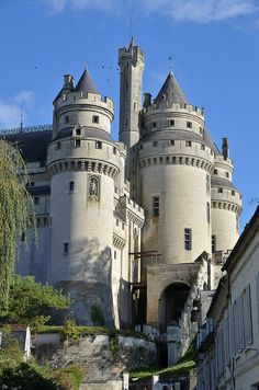 Château de Pierrefonds, France