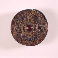 (segles V - VIII dC) Merovingian, Antique Jewelry, Viking Jewelry, Roman Era, Romanesque, Dark Ages, Barcelona, Barbarian, 15th Century