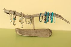 Hey, I found this really awesome Etsy listing at http://www.etsy.com/listing/161260262/large-driftwood-jewelry-holder-bracelet