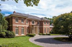 11 Bayberry Ln, Greenwich, CT 06831 is For Sale | Zillow | 8,736 sf | 7 bed 8 bath | 4 private, wooded acres | custom brick & limestone Georgian built 1993 | private guest apartment | designed by architect Boris Baranovich | offered by the original owner for first time in 22 years | $7,195,000 USD