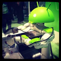 The real #Android as seen on #mwc2012
