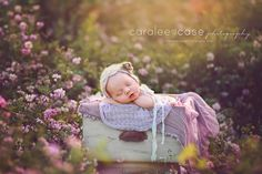 Caralee Case Photography ~ Idaho Falls, ID Newborn Infant Baby Photographer.  From my trip to Nashville to shoot with some rockin' awesome photographers.  #newbornphotography #babypictures