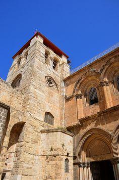 Church of the Holy Sepulchre Jerusalem Israel   Flickr - Photo Sharing!