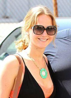 b63608aa88a03 Jennifer Lawrence wearing Cosabella s Never Say Never Sweetie bra   hungergames  celebrity Johnny Depp
