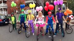 Mario-Kart | Group Halloween Costumes For You And Your Squad