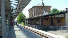 Gare de Dachau