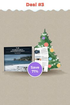 Day 3 of our dPS 12 days of Holiday Deals brings off on this Long Exposure eBook from our partners at Photzy. 23 December, Digital Photography School, Holiday Deals, Exposure Photography, Long Exposure, Best Photographers, 12 Days, Photo Tips, Galleries