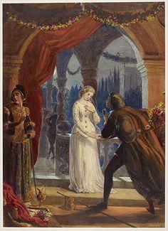 Juliet meets Romeo
