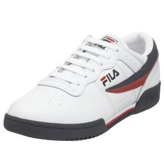 Fila Mens Original Vintage Fitness Shoe,White/Navy/Red,11 M | Clothing, Shoes & Accessories, Men's Shoes, Athletic | eBay!