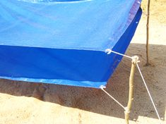 How to Build a Tarp Shelter to Stay Cool | Outdoor Life Survival