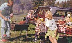 1950s Recipes for BBQs, Picnics and Patio Parties