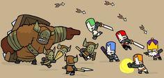 Dan Paladin (Alien Hominid & Castle Crashers) http://devblog.thebehemoth.com/tag/dan-paladin/