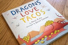 Apartment Therapy LOVES Dragons Love Tacos as much as we do, which pretty much proves it's perfect for planning an adorable party fit for parents AND kids! #penguinkids #dragonslovetacos