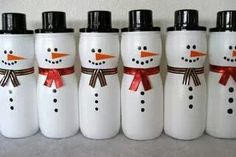 Cute..do with creamer bottles also!!