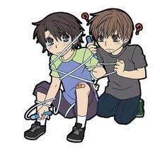 Chiaki X Hatori Love Stage, Makoto Tachibana, Nisekoi, Cool Sketches, Shounen Ai, Anime Ships, All Anime, Fujoshi, Fnaf