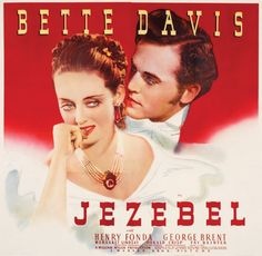 Jezebel  Love Bette Davis movies