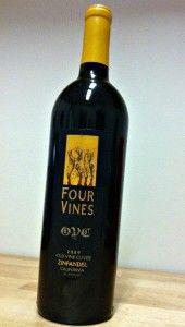 Four Vines 2009 Zinfandel