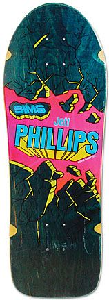 Model: Jeff Phillips  Artist: Greg Evans  Company: Sims  Release Date: 1985