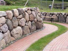 Natursteinmauer - 17