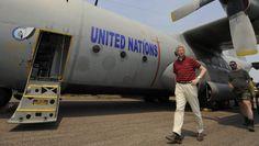 België bespaart op VN-missies   Wetstraat   De Morgen