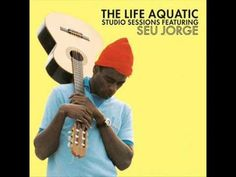 """The Life Aquatic Studio Sessions Featuring Seu Jorge is an album by Brazilian musician Seu Jorge. It is a collection of David Bowie songs (plus one original, """"Team… Wes Anderson, Radios, David Bowie Covers, Dramas, Rebel, New Wave, Life Aquatic, Pop Rock, Life On Mars"""