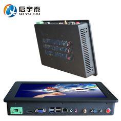 """Inter N3150 1.6 GHz computer 11.6 """"inch led scherm Resolutie 1366*768 fanless industriële PC met 2 GB DDR3 32 GB SSD"""