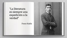 Franz Kafka inspiró al mundo con estas 12 frases