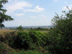 View on Bátaszék (Tolna)
