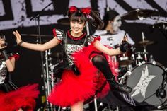 In Photos: Babymetal silences critics, completely owns Rock On The Range  By: Justin Jimenez  AXS Contributor  http://www.axs.com/in-photos-babymetal-silences-critics-completely-owns-rock-on-the-range-53962