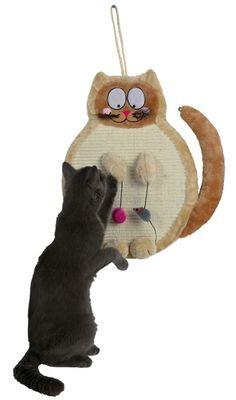 Arbre à chat griffoir gargouille