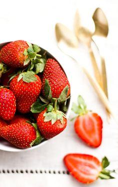 Yummy! Find recipes at www.strawberry-recipes.com