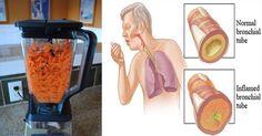 ingrédient naturel pour arrêter la toux et nettoyer vos poumons du phlegme et des mucosités !