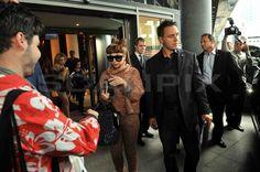 Lady Gaga in Tallinn, Estonia