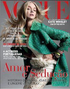 Vogue - Lindsay Ellingson