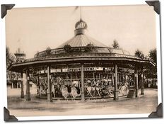 euclid beach carousel horse pictures - Google Search