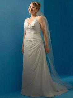 vestido de noiva para gordinhas veu