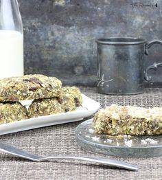 The Rawtarian: Raw zucchini bread recipe