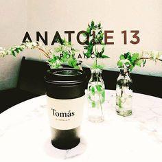 ¿Antojo de té? @TomasTeMX #Anatole13 es una relajante opción para este jueves.