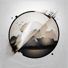 CD Cover Artwork by Daniel Hannih