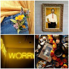 Color Wash Wednesday: Yellow