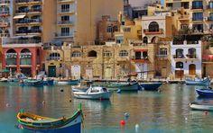 Vakantiewerk op Malta. Werken in het buitenland. Zomerbaan op Malta. Solliciteer via www.worldwide-placements.com