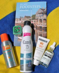Beach Bag Essentials for summer fun!