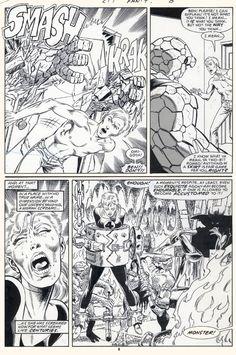 Fantastic Four 277, page 6