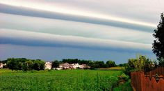 Shelf Clouds and Roll Clouds: Not Tornadoes, But Still Scary and Ominous (PHOTOS) - weather.com